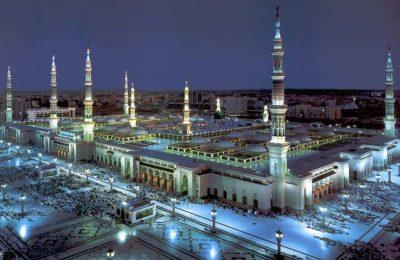 كيف الذهاب من المدينة المنورة الى جدة  (براً – جواً)