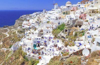 تقرير عن اهم الاماكن السياحية في اليونان