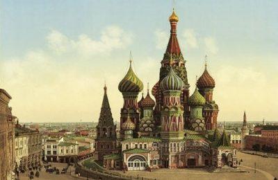 تقرير رحلتي الي موسكو وسانت بيترسبيرغ