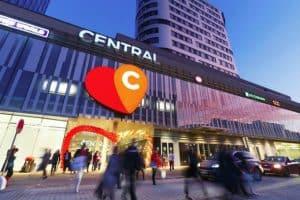 سنترال Central
