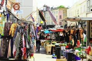 سوق شارع بورتوبيلو