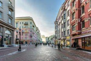 شارع أربات للتسوق