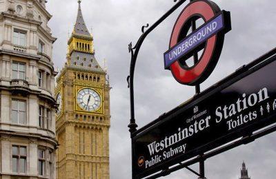 طريقة استخدام Underground لندن بالصور