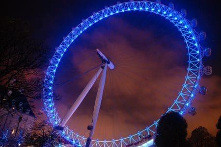 الوناسه في لندن
