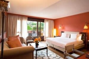 فندق وسبا لا ريزيرف جنيف
