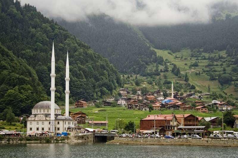 مدينة طرابزون اسطنبول