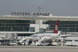 الوصول إلى تركيا - تركيا - اسطنبول
