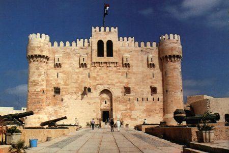 معلومات عن قلعة قايتباي