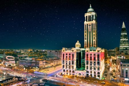 فندق نارسيس تقرير عن افخم فنادق الرياض