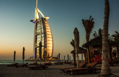 فندق برج العرب تتوقعون كم نجمه؟