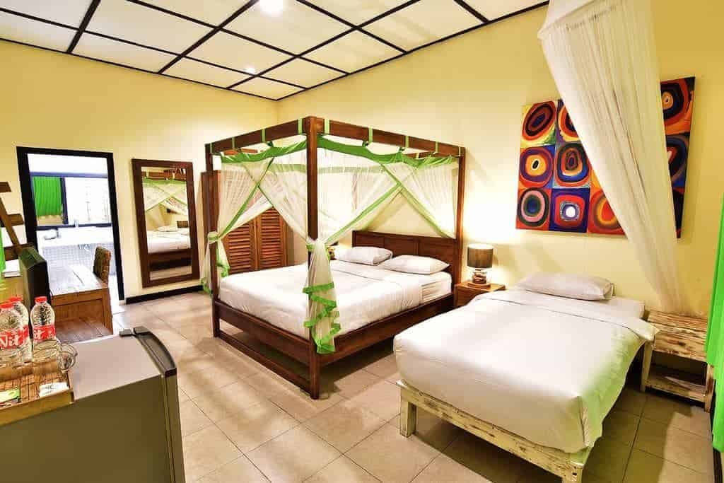15.Hotel Tiga Lima Homestay-min