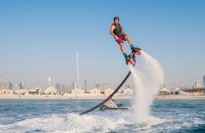 اشهر 7 العاب مائية في دبي