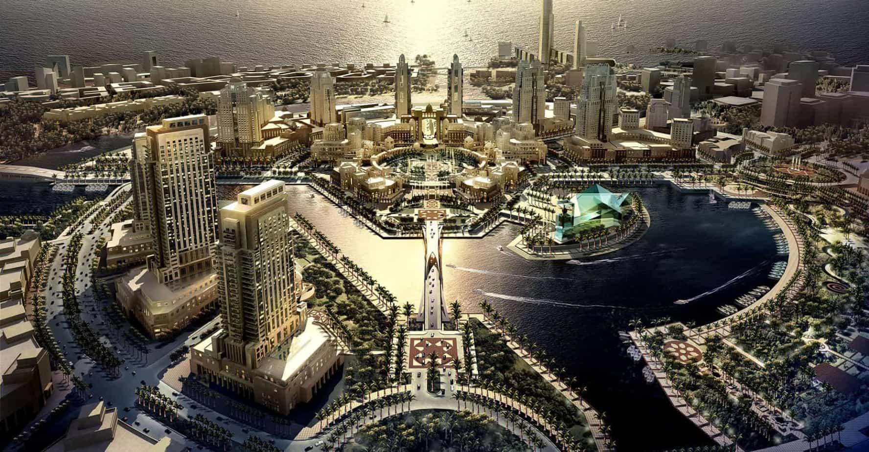 اهم الانشطة السياحية في مدينة الملك عبدالله الاقتصادية عطلات