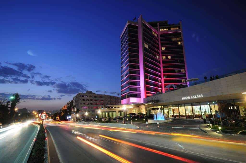 أفضل 15 فندق فى أنقرة من المسافرون العرب