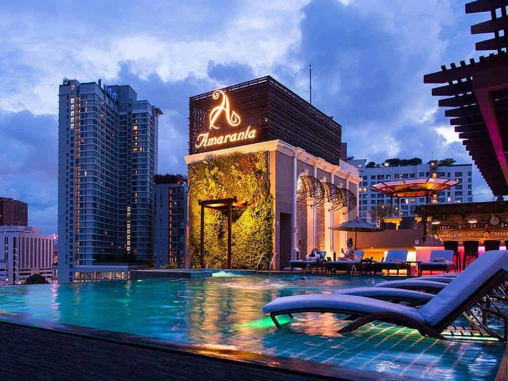أفضل 15 فندق في بانكوك من المسافرون العرب