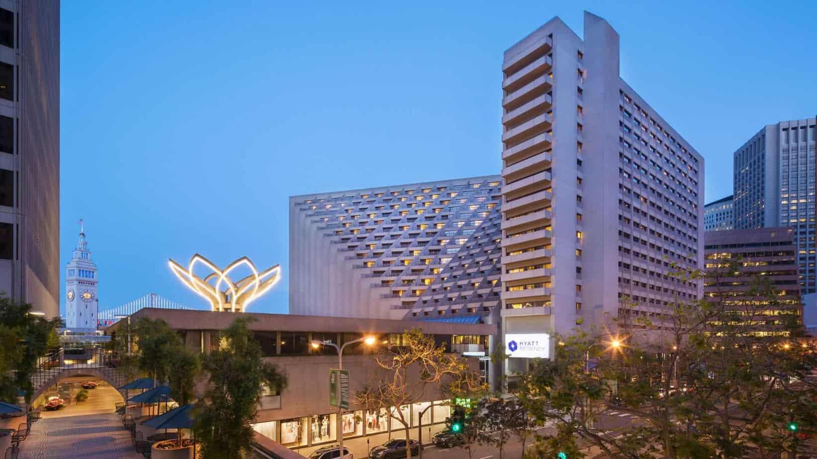 افضل 15 فندق في سان فرانسيسكو من المسافرون العرب