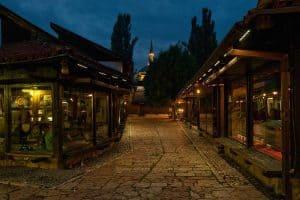 زيارة الأماكن الأثرية - البوسنة والهرسك - سراييفو