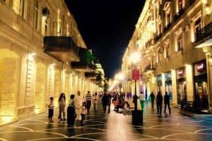 مغادرة قابالا والعودة إلى باكو - أذربيجان - باكو