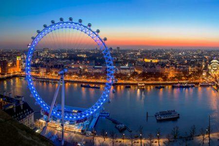برنامج سياحي الى لندن لمدة 10 ايام