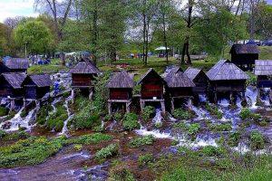 جولة في مدينة يايتسه Jajce – البوسنة والهرسك – يايتسه