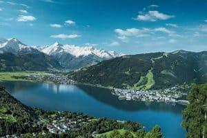 الذهاب إلى قرية زيلامسي - النمسا - زيلامسي