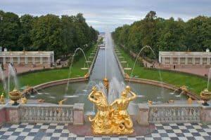 جولة في سان بطرسبورغ - روسيا - سان بطرسبورغ