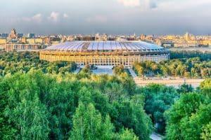 جولة في العاصمة موسكو - روسيا - موسكو
