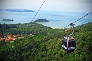 جولة برية في الجزيرة - ماليزيا - لنكاوي
