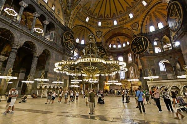 جامع و متحف آيا صوفيا