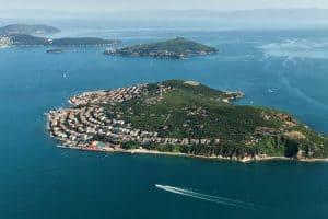 زيارة جزر الأميرات - تركيا - اسطنبول