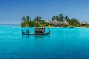 الوصول إلى جزيرة كودا هورا – جزر المالديف – جزيرة كودا هورا