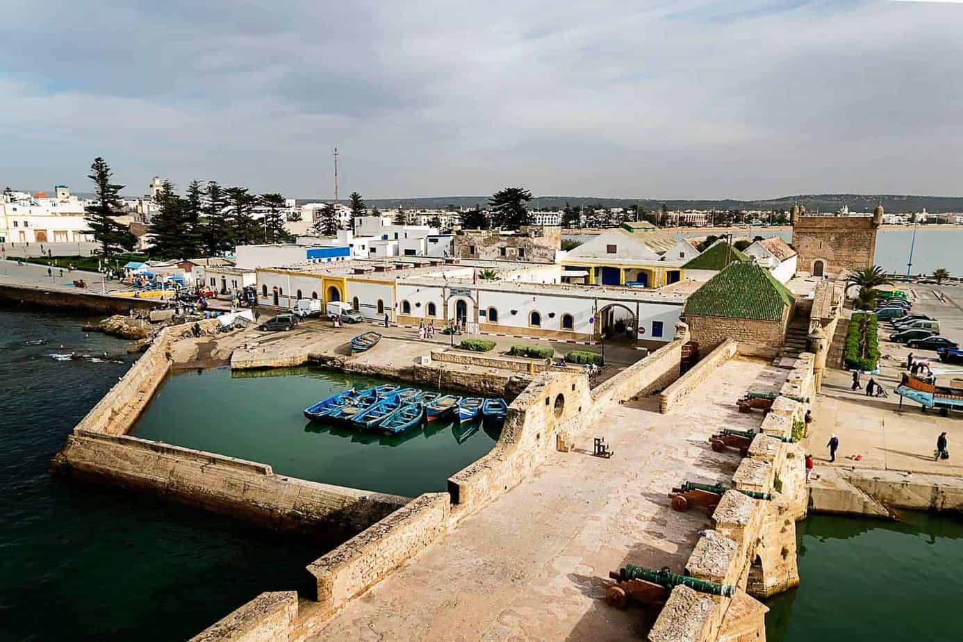 جولة رحلة اليوم الواحد من مراكش الى الصويرة