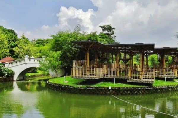 حديقة ومتنزه تون عبد الرزاق
