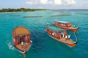 القيام برحلة بحرية ممتعة – المالديف – جزيرة كودا هورا