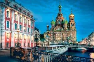 زيارة سان بطرسبورغ - روسيا - سان بطرسبورغ