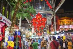سوق بيتالينغ الشعبي
