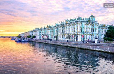 شرح حجز تذاكر مع جوله لدخول متحف هيرميتاج روسيا