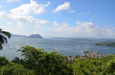 شرح حجز جولة ليوك كامل بركان تال من مانيلا