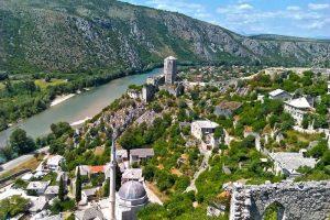 رحلة مدينة موستار – البوسنة والهرسك - موستار