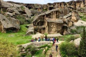 زيارة أهم المعالم التاريخية – أذربيجان – باكو