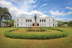 زيارة العاصمة كولومبو – سريلانكا – كولومبو