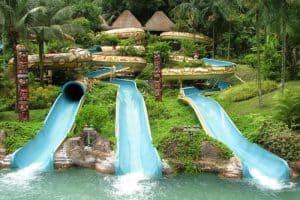 زيارة مدينة الملاهي المائية - ماليزيا - مدينة سيلانجور