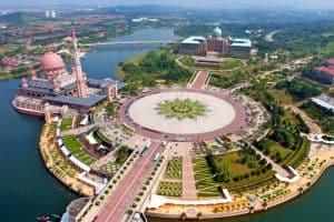 زيارة مدينة بوترجايا - ماليزيا - بوترجايا