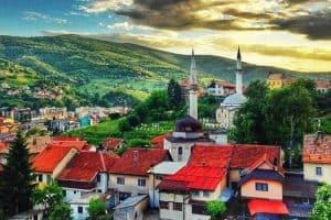 زيارة مدينة ترافنيك Travnik - البوسنة والهرسك - ترافنيك