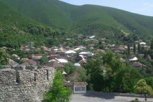 رحلة مدينة شيكي – أذربيجان – شيكي