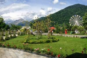 جولة في مدينة قابالا - أذربيجان - قابالا
