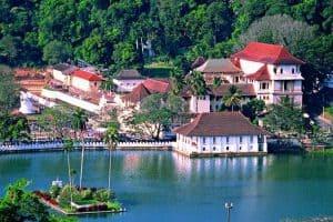 الذهاب إلى مدينة كاندي – سريلانكا – كاندي