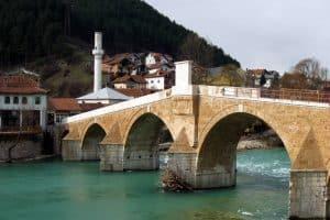 زيارة مدينة كونيتس - البوسنة والهرسك - كونيتس