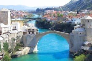 زيارة مدينة موستار - البوسنة والهرسك - موستار