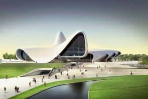 زيارة أهم الأماكن في باكو - أذربيجان - باكو